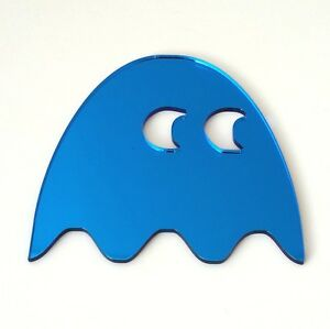 Blue Ghost Mirror