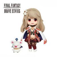 taito Final Fantasy BRAVE EXVIUS Moogle Moglie stuffed plush bag version limited