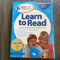 Learn to Read, Level 2 by Inc. Staff Sandviks HOP (2009, Trade Paperback)