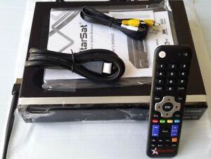 Receiver Starsat 2000HD Extreme T13 Forever SSTV Apollo