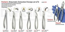 PEDIATRIC EXTRACTION FORCEP KIT - CODE:5040