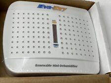 New Eva-dry E-333 Renewable Mini Dehumidifier