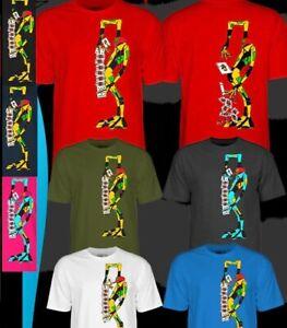 POWELL PERALTA Ray Barbee Rag Doll Skateboard Tee Shirt - BONES BRIGADE T-Shirt