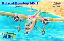 VALOM 1/72 Bristol Bombay modello I (RAAF) #72098