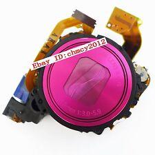 Lens Zoom Unit For CANON PowerShot IXUS230 ELPH310 HS Digital Camera Pink +CCD