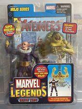 Marvel Legends Mojo Series Unmasked Baron Zemo Variant MIP