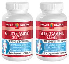 Good for Cartilage - GLUCOSAMINE SULFATE 882mg - Glucosamine Potassium Powder 2B