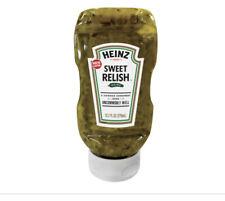 Heinz Sweet Relish. 12.7 Oz