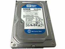 320 GB Western Digital 7200 RPM SATA Desktop Hard Drive HDD- With Windows 10 Pro
