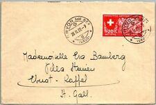 GP GOLDPATH: SWITZERLAND COVER 1939 _CV776_P06