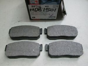 for NISSAN 100NX Almera N16 Sunny N14 Rear Brake Pads MDB1707 Mintex 105mm