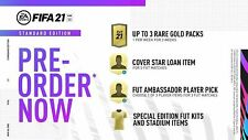 DLC  FIFA 21 PREORDER- DLC (NO GAME, only DLC for ps4)