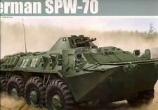 Trumpeter - German SPW-70 Wheel panzer Troop transport model kit - 1:35 new