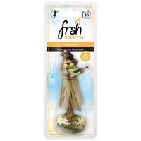 FRSH Scents Car Dashboard Dancing Moving Hula Girl Pina Colada Air Freshener