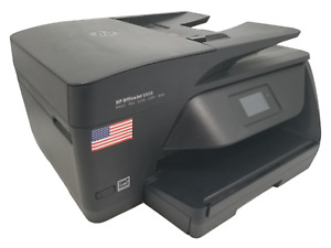 ⭐HP OfficeJet Pro 6958 Wireless All-In-One Printer Scanner Fax COMES W/ NEW INK!
