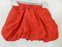 jupe boule rouge à pois Disney taille 12 mois 1 an tbe (C1332)