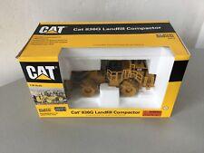 VINTAGE#NORSCOT  Caterpillar CAT 836g LANDFILL COMPACTOR 1:50 Scale#NIB