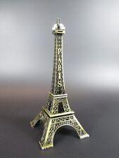 Eiffelturm Tour Eiffel Paris Frankreich,18 cm Metall Souvenir Reise Modell