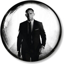 "James Bond Skyfall Image 25mm 1"" Pin Button Badge Daniel Craig Movie Film 007"