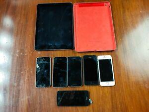 Apple iPhone and ipad lot