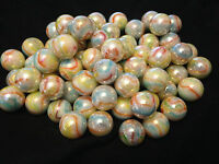 HOM Glass Marbles 16mm Pan American Collectors or traditional game solitair