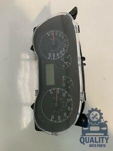 Genuine 2007 Fiat Punto Instrument Cluster 104572 Km 2006 - 2009