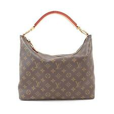 Authentic LOUIS VUITTON Monogram Sully PM M40586  #260-002-275-3502