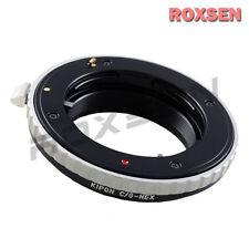 Kipon Contax G Obiettivo Per g1 SONY E NEX Mount Adapter nex-5t 7 6 3n 5r a5000 a6000