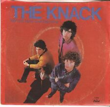 The Knack 80s ROCK 45 & PIC (Capitol 5054) Pay The Devil/Lil'Cals Big Mistake M-