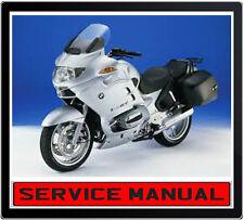 BMW R1150RT R 1150 RT BIKE REPAIR SERVICE MANUAL IN DVD