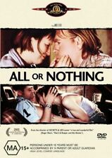 All Or Nothing DVD New Sealed Australia Region 4