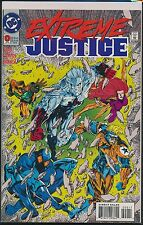 Extreme Justice 0 5 6 11 12 14 15 16 17 (1995-1996, DC) 1st Print (9) comic lot