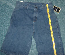 LEE RIVETED JEAN SHORTS 12M NEW WITH TAGS, LEE DENIM JEAN SHORTS SIZE 12 NEW