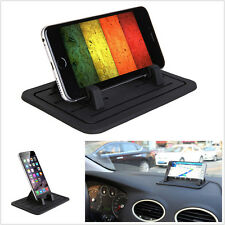 Car Dashboard Cellphone / Glasses Stand Mount Holder Silicon Non-Slip Pad Cradle