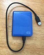 WD Western Digital My Passport 500GB USB 2.0 External HardDrive WDBAAA5000ABK-00