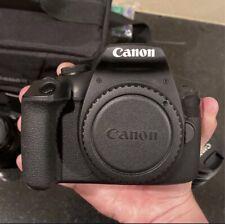 Canon EOS Rebel T7 Body and Small Case