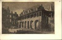 alter Heimatbeleg Schloss Dhaun bei Kirn Unikat im Postkarten-Format ~1956/57