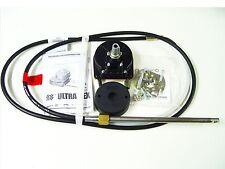 ULTRAFLEX Lenksystem ROTECH IV T67 M58 ft.9 Boot Lenkung Steuerung Kabel KIT