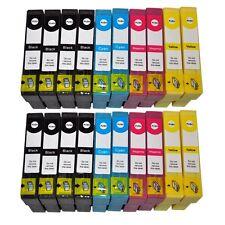 20 Tinte Patronen für EPSON STYLUS BX305F BX305FW SX125 SX130 SX235 SX130 SX425