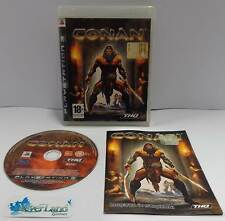 Console Game Gioco SONY Playstation 3 PS3 PAL ITALIANO Il Barbaro THQ - CONAN -