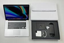 "Apple MacBook Pro Retina 15,4"" i7 2,3 Ghz 512 GB SSD 16 GB Ram ME294D/A SILBER"