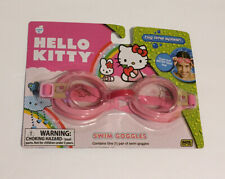 HELLO KITTY Swim Goggles Fashion Diva Goggles SEALED