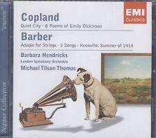 Barbara Hendricks - Copland: Quiet City/Barber: Ad Cd