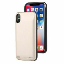 10000 mAh Battery Charger Case For iPhone X XS Max XR Power Bank Charging Cover