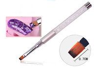 Nail Art Tips UV Gel Crystal Acrylic Painting Drawing Pen Polish Brush Pen
