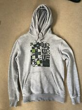 Quicksilver Hoodie Small S Grey