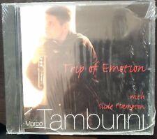Marco Tamburini With Slide Hampton – Trip Of Emotion CD  Still Sealed  Ermitage