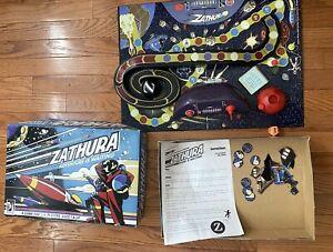 ZATHURA space movie board game, Pressman, 2005, complete