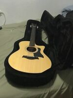 Taylor 316 CE Acoustic/Electric Guitar in excellent condition with case