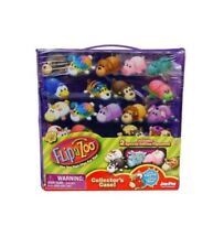 FLIPAZOO COLLECTOR'S CASE SERIES 1 INCLUDES 2 SPECIAL EDITION FLIPAZOOS JAY@PLAY